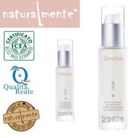 Naturalmente Breathe Sensitive Cream kasvovoide 50 mL