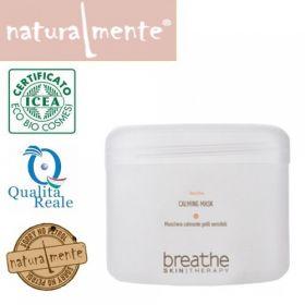 Naturalmente Breathe Sensitive Calming Mask kasvonaamio 250 mL
