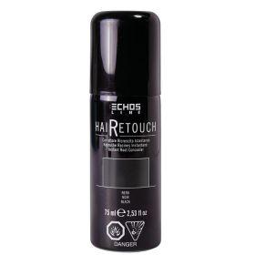 Echosline Black Re-Touch Musta tyvisuihke 75 mL