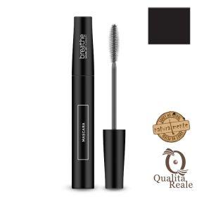 Naturalmente Breathe Make-Up Therapy Mascara Ripsiväri #01 Black Night 6 mL