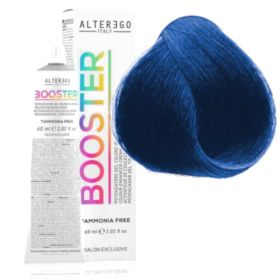 Alter Ego Italy Blue Booster Colour Intensifier hiusväri 60 mL