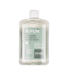 Echosline B.PUR Cleaning Shampoo Hair & Body Suihkushampoo 385 mL