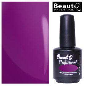 BeautQ Professional Neon Violet Longlife geelilakka 12 mL