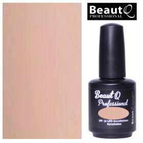 BeautQ Professional Dusky Pink Longlife geelilakka 12 mL