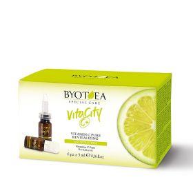 Byotea VitaCity C+ Vitamin C Pure Revitalizing Face ampullit 6 x 5 mL