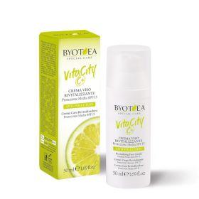 Byotea VitaCity C+ Revitalizing Face Cream SPF15 kasvovoide 50 mL