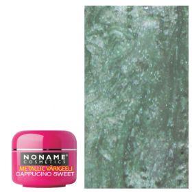 Noname Cosmetics Cappuccino Sweet Metallic UV geeli 5 g