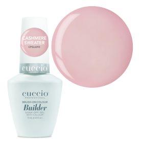 Cuccio Cashmere Sweater Brush-On Colour Builder With Calcium LED/UV geeli 13 mL