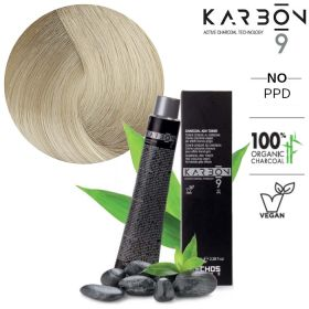 Echosline Karbon 9 CB8 Light Charcoal Blonde hiusväri 100 mL