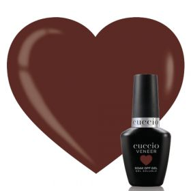 Cuccio Veneer Hot Chocolate Cold Days geelilakka 13 mL
