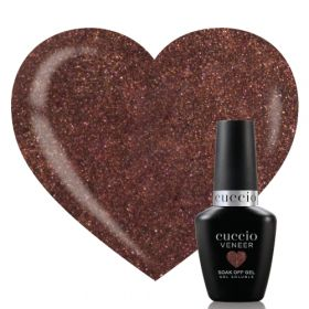 Cuccio Veneer Brownie Points geelilakka 13 mL
