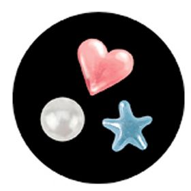 Cinapro Pearls koristelajitelma 60 kpl
