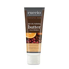 Cuccio Naturalé Butter Blend Citrus & Wild Berry kosteusvoide 113 g