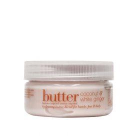 Cuccio Naturalé Baby Butter Blend Coconut & White Ginger kosteusvoide 42 g
