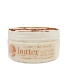Cuccio Naturalé Butter Blend Coconut & White Ginger kosteusvoide 226 g