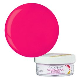 Cuccio Neon Raspberry Color Acrylic Powder akryylipuuteri 45 g
