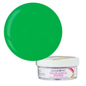 Cuccio Neon Lime Color Acrylic Powder akryylipuuteri 45 g