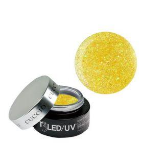 Cuccio Gold Rush T3 LED/UV Self Leveling Cool Cure geeli 28 g