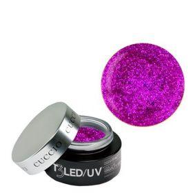 Cuccio It's Pink T3 LED/UV Self Leveling Cool Cure geeli 28 g
