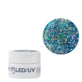 Cuccio Party Mix T3 LED/UV Self Leveling Cool Cure geeli 7 g