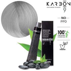 Echosline Karbon 9 Charcoal CT Ash Toner hiusväri 100 mL