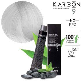 Echosline Karbon 9 Charcoal CT Pearl Toner hiusväri 100 mL