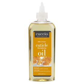 Cuccio Milk & Honey Cuticle Revitalizing Oil Hoitoöljy 240 mL
