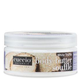 Cuccio Naturalé Body Butter Soufflé White Truffle kosteusvoide 226 g