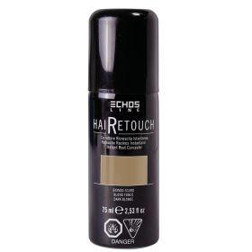 Echosline Dark Blonde Re-Touch Vaaleanruskea tyvisuihke 75 mL