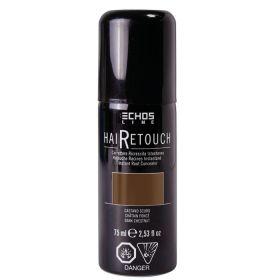 Echosline Dark Chestnut Re-Touch Tummanruskea tyvisuihke 75 mL
