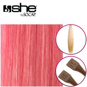 So Cap Suora Sinettihius Dark Pink 10 kpl 55-60 cm