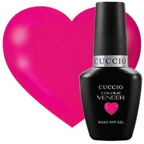 Cuccio Veneer Double Bubble Trouble geelilakka 13 mL