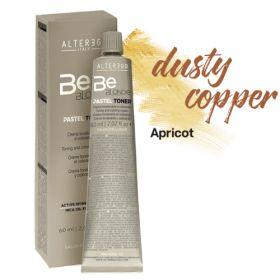 Alter Ego Italy Dusty Copper Be Blonde Pastel Toner hiusväri 60 mL