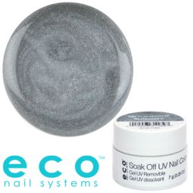 Eco Nail Systems Moonlight Shimmer Eco Soak Off geelilakka 7 g