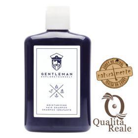 Naturalmente Gentleman Moisturizing Shampoo kosteuttava shampoo 250 mL