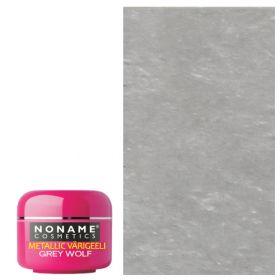 Noname Cosmetics Grey Wolf Metallic UV geeli 5 g