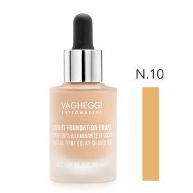Vagheggi PhytoMakeup Illuminating Foundation Drops N.10 meikkivoide 30 mL