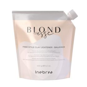 Inebrya Blondesse Free Style Clay Light Balayage vaalennusjauhe 400 g
