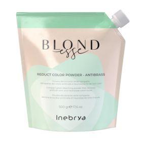 Inebrya Blondesse Reduct Color Powder Antibrass vaalennusjauhe 500 g