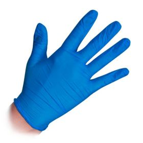 Comair Germany Intco Nitrile Exam Gloves Nitriilikäsineet S 100 kpl