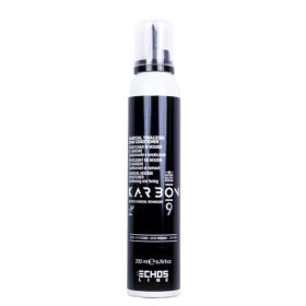 Echosline Karbon 9 Charcoal Tonalizing Foam Conditioner hoitovaahto 200 mL