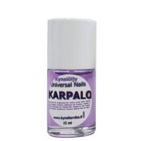 Universal Nails Karpalo Tuoksuva Kynsinauhaöljy pensselillä 15 mL