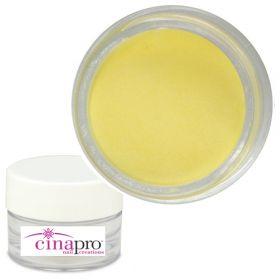 CinaPro Keltainen akryylipuuteri 3,5 g