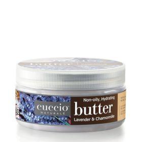 Cuccio Naturalé Butter Blend Lavender & Chamomile kosteusvoide 226 g