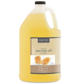 Cuccio Naturalé Hydrating Massage Oil Milk & Honey hierontaöljy 3,75 L