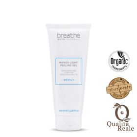 Naturalmente Breathe Mango Light Peeling Gel kasvokuorinta 100 mL