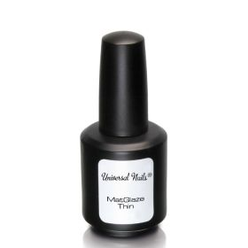 Universal Nails MatGlaze Thin UV/LED Matta viimeistelysgeeli 12 mL