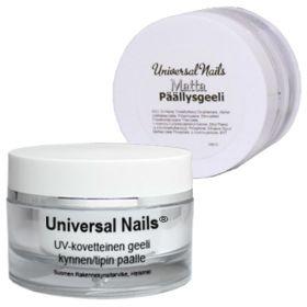Universal Nails Matta UV/LED päällysgeeli 30 g