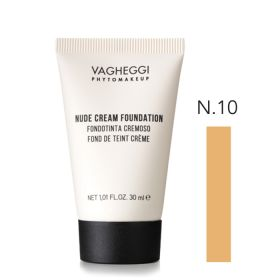Vagheggi PhytoMakeup Nude Cream Foundation N.10 meikkivoide 30 mL