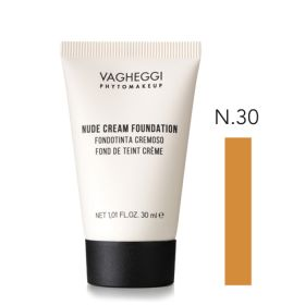 Vagheggi PhytoMakeup Nude Cream Foundation N.30 meikkivoide 30 mL
